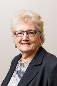 Councillor Moira Greatorex